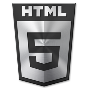 HTML 5 assures current compliance with web standards