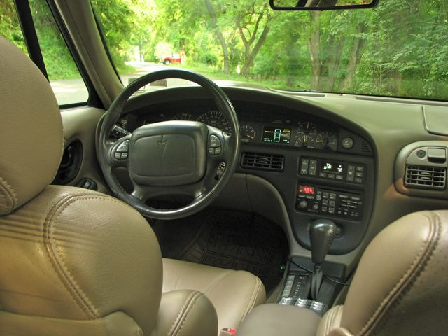 1997 pontiac bonneville ssei sedan 1997 pontiac bonneville ssei sedan