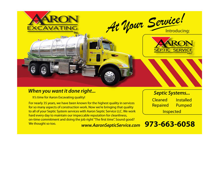 Aaron Excavation and Septic