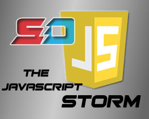 The Javascript Storm